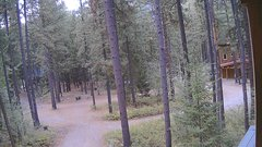view from Cabin on 2018-09-13