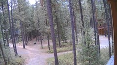 view from Cabin on 2018-09-14