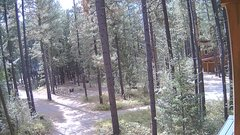 view from Cabin on 2018-09-19