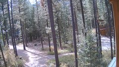 view from Cabin on 2018-09-23