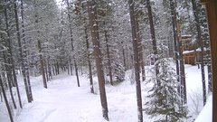 view from Cabin on 2019-02-12