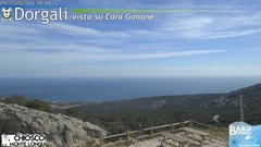 view from Monte Longu on 2019-02-25