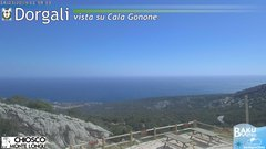view from Monte Longu on 2019-03-14
