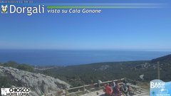view from Monte Longu on 2019-03-16