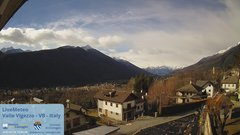 view from Valle Vigezzo on 2019-01-14