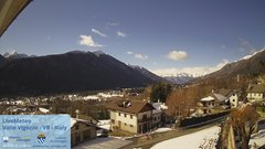 view from Valle Vigezzo on 2019-02-11