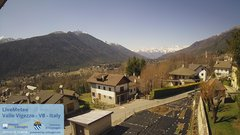 view from Valle Vigezzo on 2019-03-25