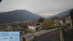 view from Valle Vigezzo on 2019-04-11