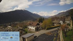 view from Valle Vigezzo on 2019-04-14