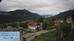 view from Valle Vigezzo on 2019-07-15