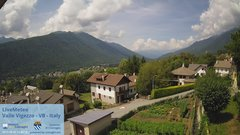 view from Valle Vigezzo on 2019-08-01