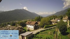 view from Valle Vigezzo on 2019-08-25