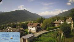 view from Valle Vigezzo on 2019-08-29