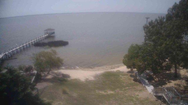 time-lapse frame, BellaSoundOBX.com webcam