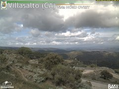 view from Villasalto on 2018-09-13