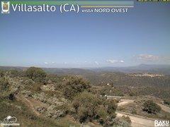 view from Villasalto on 2018-09-14