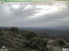 view from Villasalto on 2018-09-16