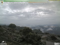 view from Villasalto on 2018-09-18