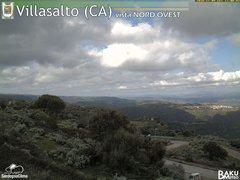 view from Villasalto on 2018-11-09