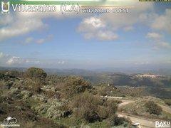 view from Villasalto on 2018-11-14