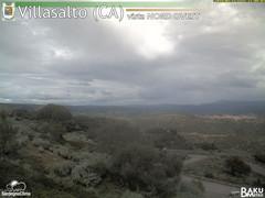 view from Villasalto on 2019-05-13