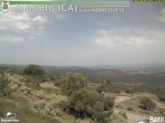view from Villasalto on 2019-06-08