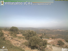 view from Villasalto on 2019-08-07