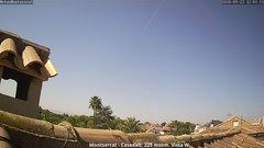 view from Montserrat - Casadalt 2(Valencia - Spain) on 2018-09-23