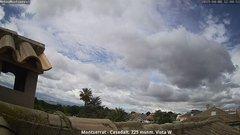 view from Montserrat - Casadalt 2(Valencia - Spain) on 2019-04-08