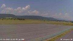 view from Mifflin County Airport (east) on 2018-07-16