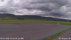 view from Mifflin County Airport (east) on 2018-08-01