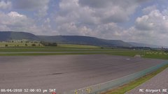 view from Mifflin County Airport (east) on 2018-08-04