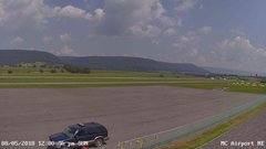 view from Mifflin County Airport (east) on 2018-08-05