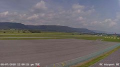 view from Mifflin County Airport (east) on 2018-08-07