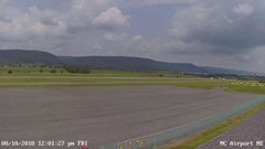 view from Mifflin County Airport (east) on 2018-08-10
