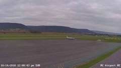 view from Mifflin County Airport (east) on 2018-10-14
