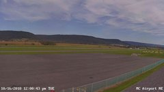 view from Mifflin County Airport (east) on 2018-10-16