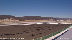 view from Mifflin County Airport (east) on 2019-01-14