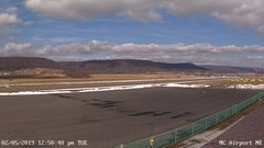 view from Mifflin County Airport (east) on 2019-02-05