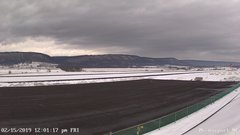 view from Mifflin County Airport (east) on 2019-02-15