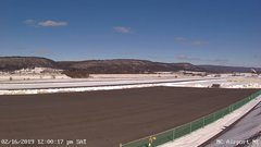 view from Mifflin County Airport (east) on 2019-02-16