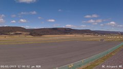 view from Mifflin County Airport (east) on 2019-04-01