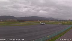 view from Mifflin County Airport (east) on 2019-04-14