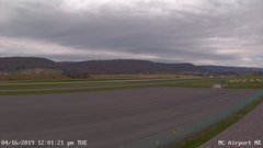 view from Mifflin County Airport (east) on 2019-04-16