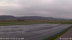 view from Mifflin County Airport (east) on 2019-04-17