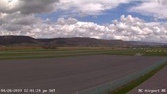 view from Mifflin County Airport (east) on 2019-04-20