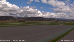 view from Mifflin County Airport (east) on 2019-04-21