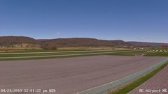 view from Mifflin County Airport (east) on 2019-04-24