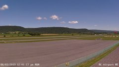 view from Mifflin County Airport (east) on 2019-06-03
