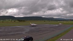view from Mifflin County Airport (east) on 2019-06-18